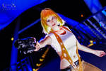 Leeloo Cosplay by CLeigh-Cosplay