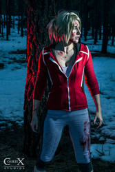 Until Dawn Cosplay by CLeigh-Cosplay
