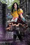 Alice Madness Returns Misstitched