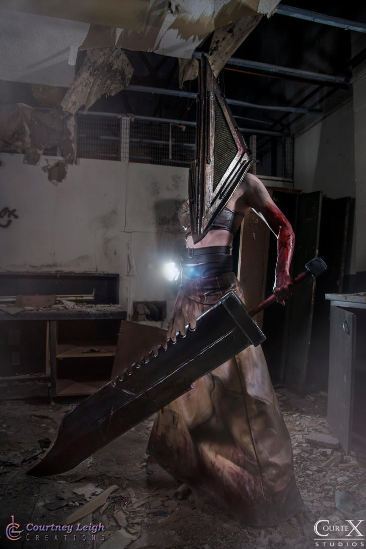 Pyramid Head Cosplay by CLeigh-Cosplay