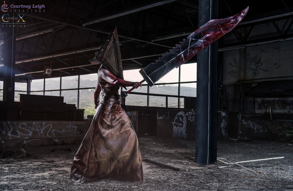 LadyPyramid Head by CLeigh-Cosplay