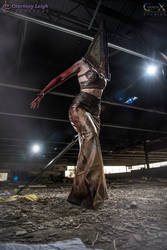 Lady Pyramid Head by CLeigh-Cosplay