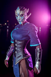 Aura Fidelis: Mass Effect OC by CLeigh-Cosplay