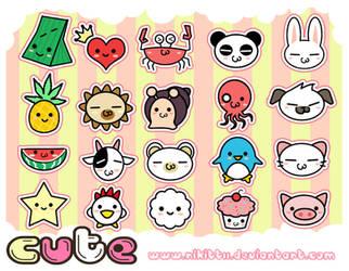 cute by nikitt11
