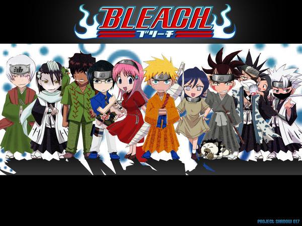 Bleach Vs Naruto ReMix by nikitt11