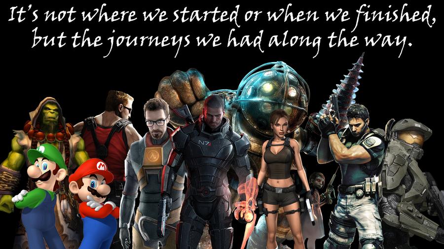 The journey by thephoenix3000
