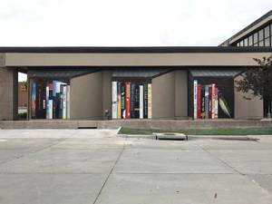 Kearney Public Library Mural