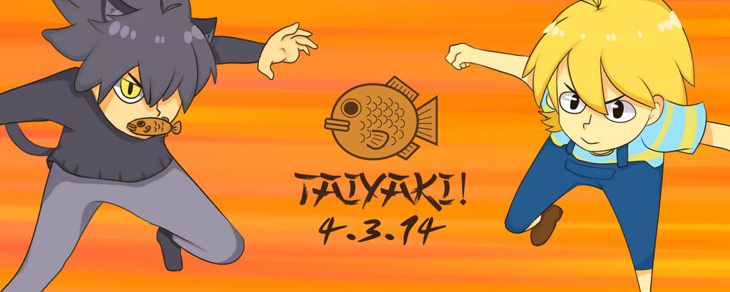 Taiyaki Poster by kopskyz