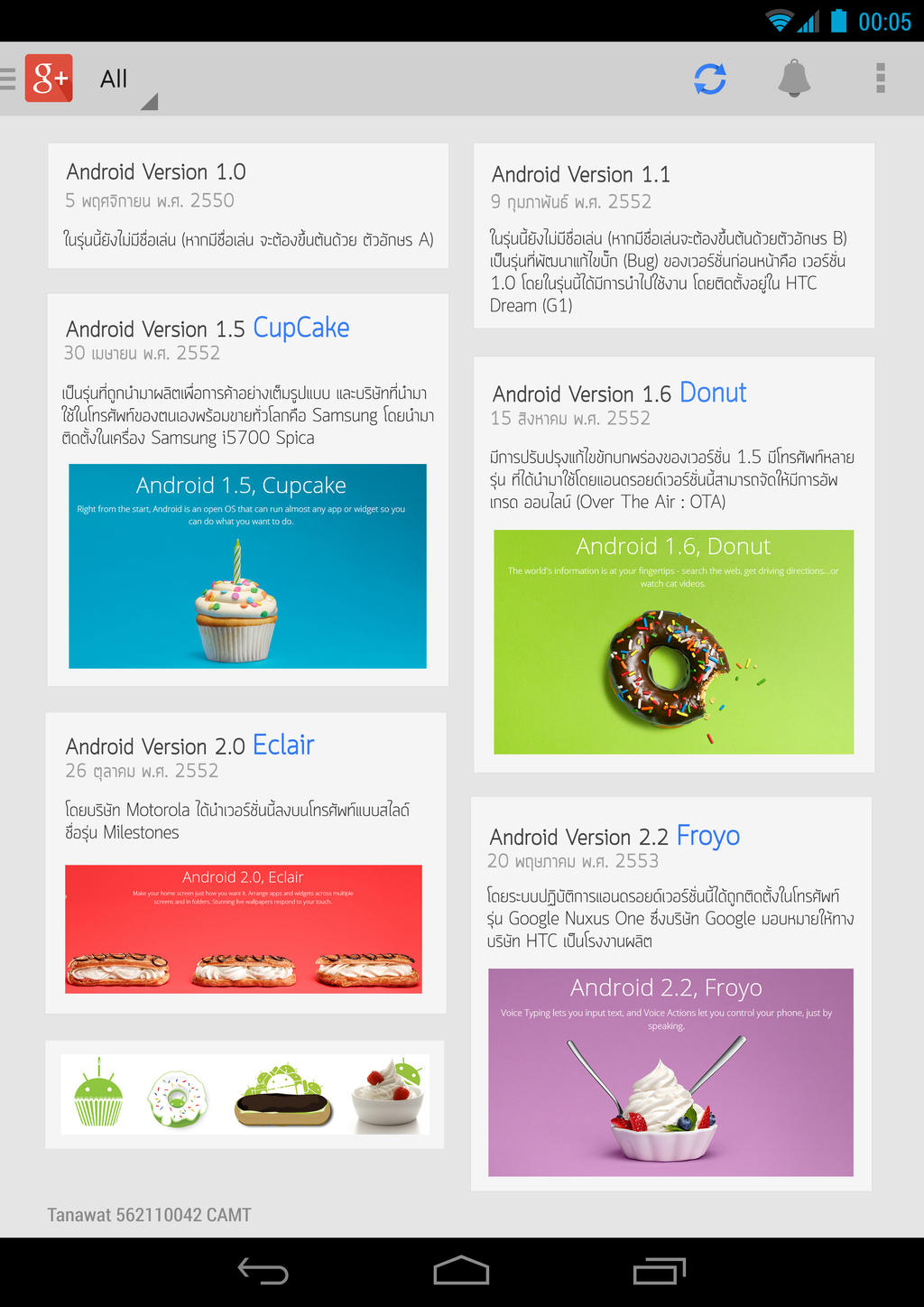 A Brief History of Android  E-Magazine Page 05 by kopskyz