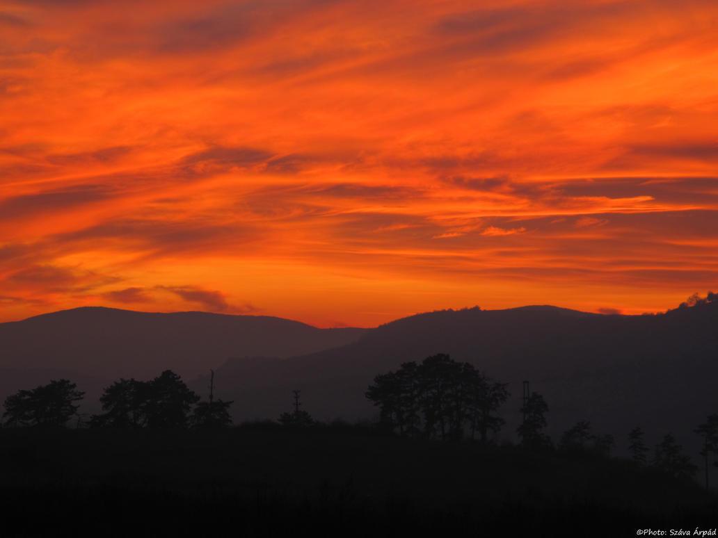 Sundown by Goppo713