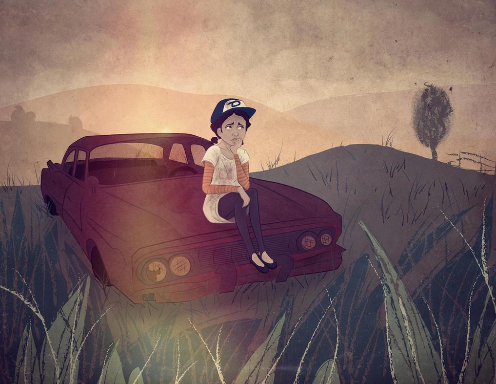 Clementine by IloveMyDog