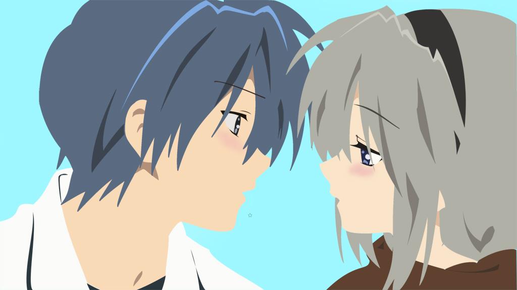 Clannad Tomoya And Tomoyo By Knockngoc On Deviantart