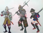 For honour Viking redesign