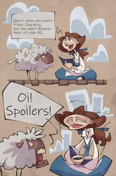 Spoilers!