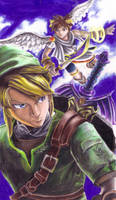 Link and Pit