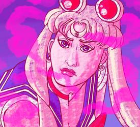 Sailor Moon Redraw Challenge!