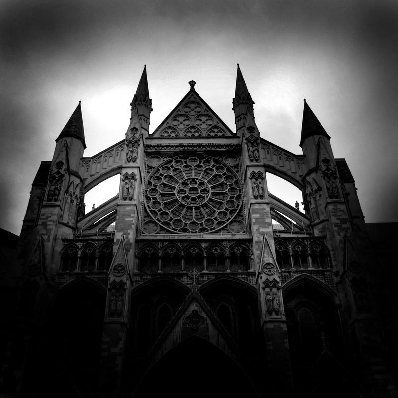 Westminster Abbey by Erinti