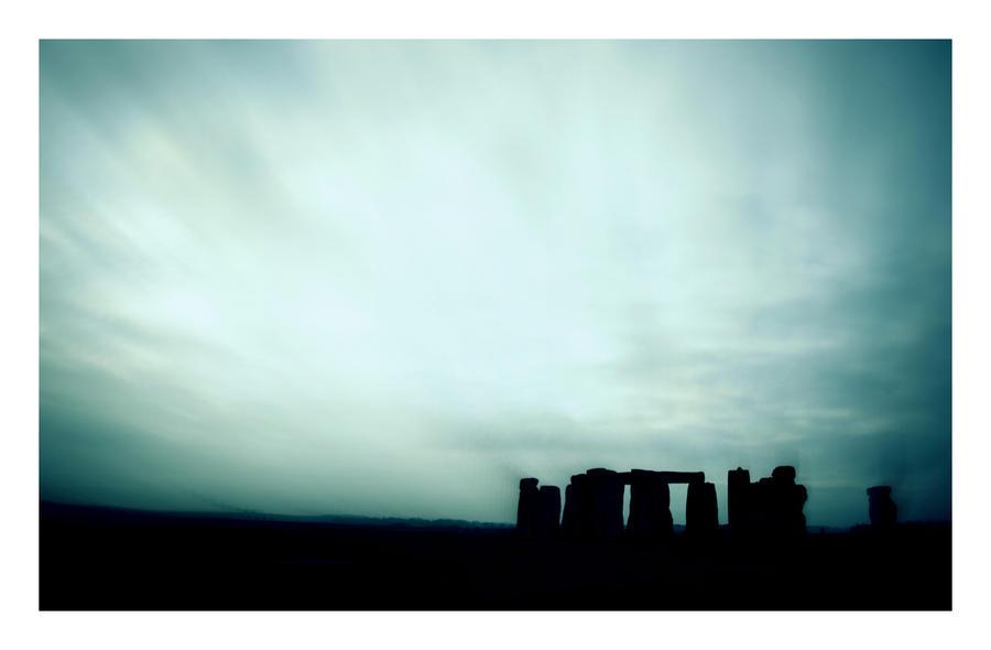 Stonehenge by Erinti