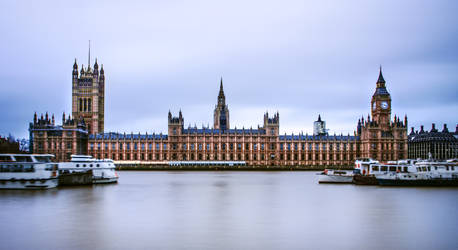 Houses of Parliament II
