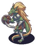 Lizard Warlord