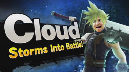 Cloud Strife Ps