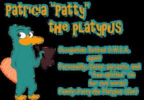 Patty the Platypus