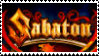 Sabaton Stamp by PaatPoisTaiHirteen