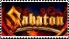 Sabaton Stamp by PaatPoisTaiHirteen