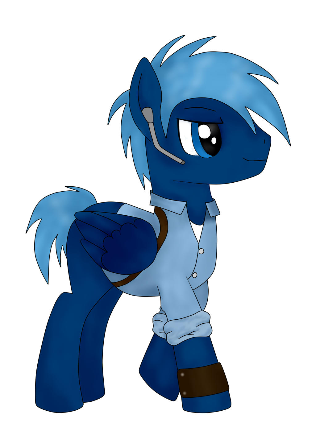 Discord Whooves And Captain Jack Captain Jack Harkness Pony by