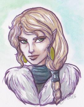 Gift Art: Lady Loveday