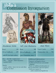 Commission Info 2019