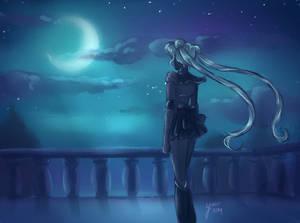 Practice: Sailor Moon by Yako