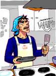 Tegaki waifu