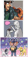 Oekakilog Dogs2