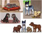 Oekakilog Dogs3