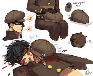 Hikyou's sweet cap by emlan