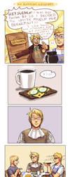 Breakfast strip by emlan