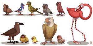 Zero Birds