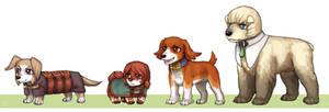 Final Fantasy III DS by emlan