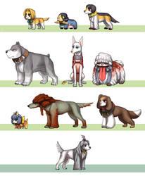 Final Fantasy IX by emlan
