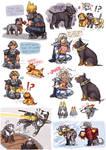 DFF doggie doodles 1