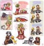 DFF doggie doodles 2