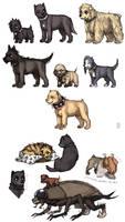 Dorohedoro doggies II