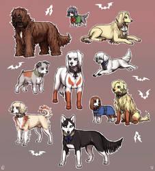 Soul of Dog by emlan