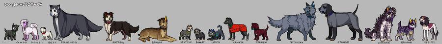 Doghousestuck