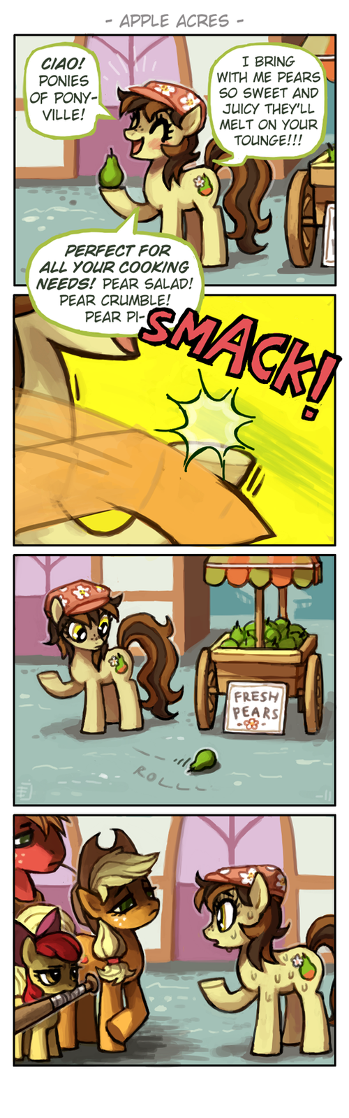 ponykoma - apple acres by emlan
