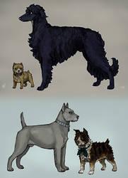 The hounds of Baker Street