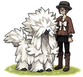 Abilities: Fur Coat by emlan