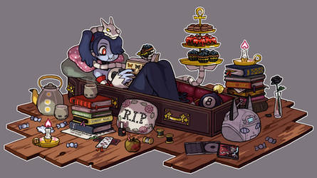 Skullgirls Art Gallery is now Live!