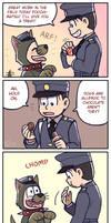 Pachinko Police by emlan